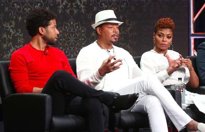Taraji P. Henson, Terrence Howard Call for Jussie Smollett's Return to 'Empire'