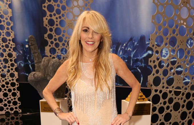 Dina Lohan Is Now Back With Her Online Boyfriend