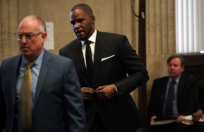 Dubai's Government Says There Were Never Any Plans for R. Kelly to Perform