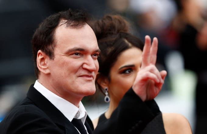 Quentin Tarantino Urges Early 'Once Upon a Time in Hollywood' Viewers to Refrain From Spoilers