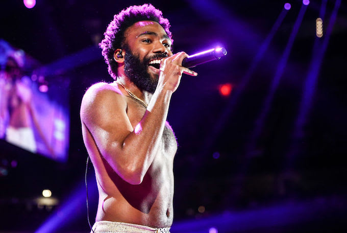 Donald Glover on His 'Lion King' Role: 'I Wanted to Be a Part of the Global Good'