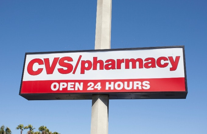 CVS Launches CBD Products Soon to Be Available in 800 Locations