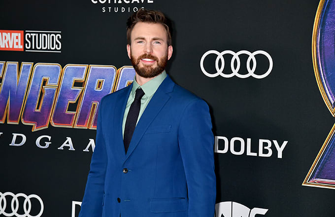 Chris Evans Invited 5-Year-Old Battling Cancer to 'Avengers: Endgame' Premiere