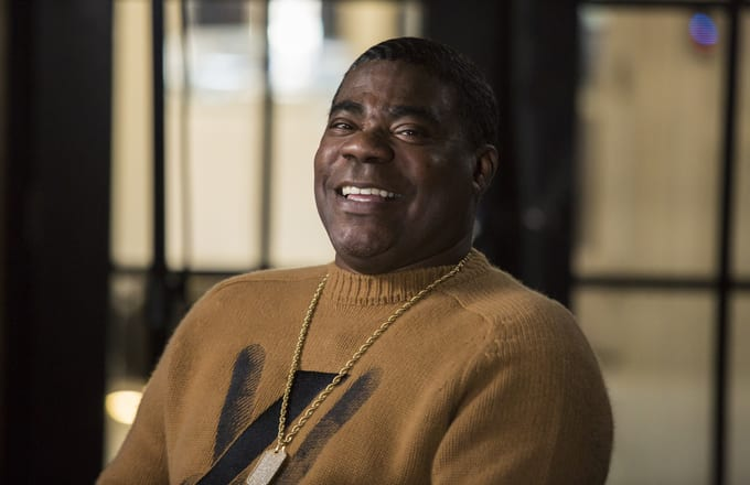 Tracy Morgan on Jussie Smollett Case: 'Racist People Don't Be Jumping Nobody in a Polar Vortex'