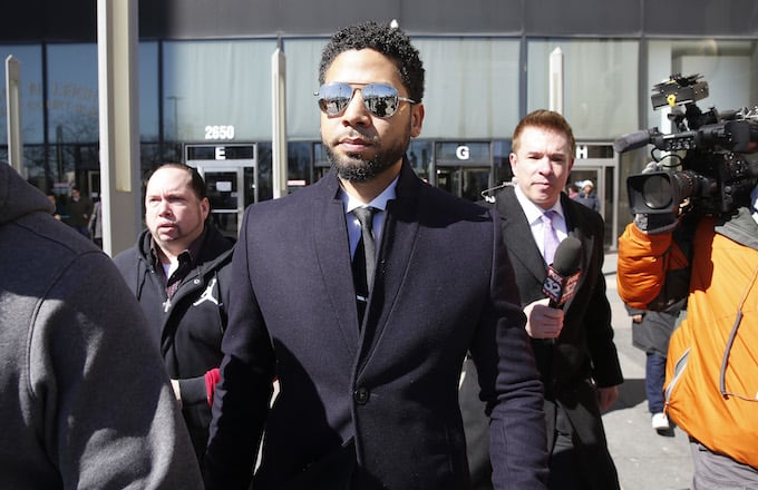 Jussie Smollet's Lawyers Are Being Sued for Defamation