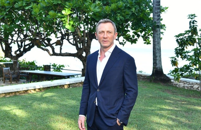 Daniel Craig Reportedly Injured on 'Bond 25' Set in Jamaica