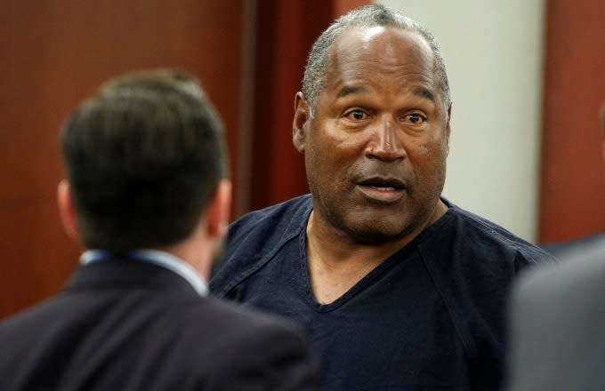 O.J. Simpson Threatens $100 Million Lawsuit Against Las Vegas Hotel