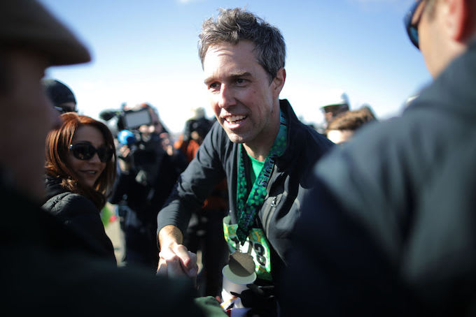 Beto O'Rourke Responds to Criticism After Saying He 'Sometimes' Raises His Kids