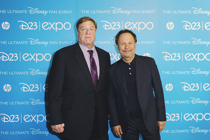 John Goodman and Billy Crystal to Reunite for 'Monsters, Inc.' Animated Series