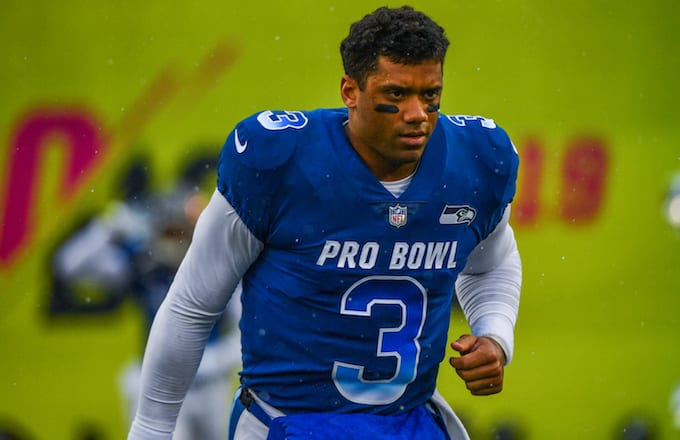Russell Wilson Reportedly Wants Out of Seattle, With Giants as a Possibility