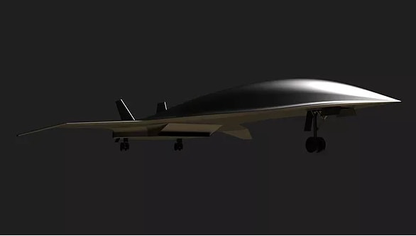 Startup Hopes to Build Passenger Airplane That Can Travel at 5 Times the Speed of Sound