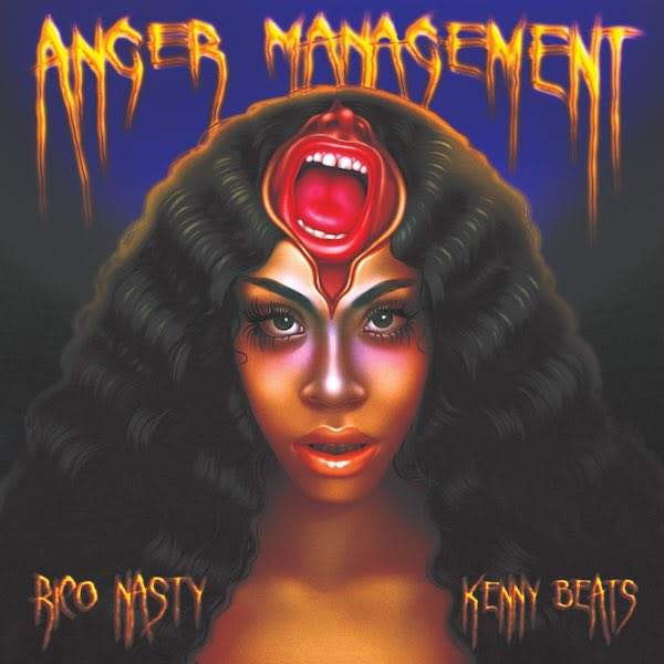 Rico Nasty and Kenny Beats Share 'Anger Management' Project