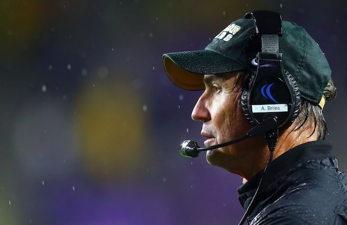 Ex-Baylor Football Coach Art Briles Lands Job at Texas High School