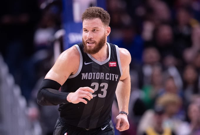 "Blake Griffin Reportedly Went After Timberwolves Fan for Calling Him ""Boy"""