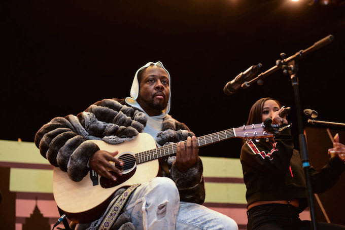 """Premiere: Wyclef Jean Confronts America's Past in """"Baba"""" Video"""