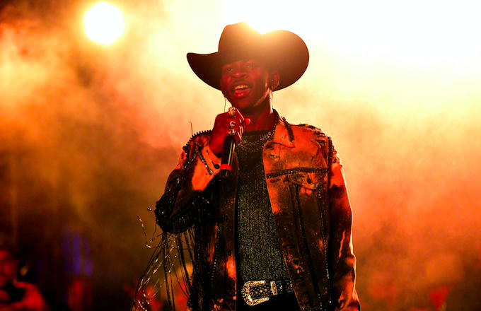 """Lil Nas X's """"Old Town Road"""" Projected to Block Ed Sheeran and Justin Bieber From No. 1 Spot"""