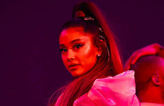 "Nearly All of Ariana Grande's ""7 Rings"" Songwriting Royalties Are Going to Rodgers & Hammerstein"