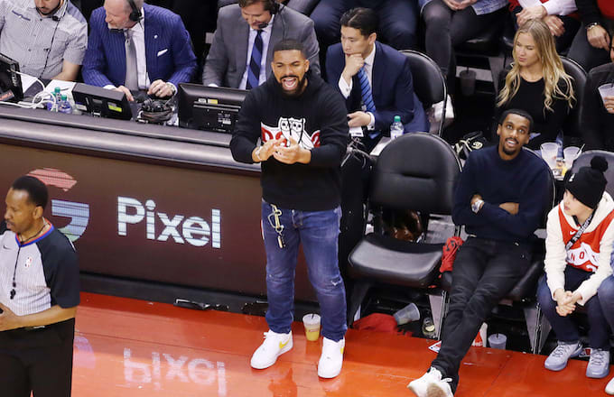 Bucks Head Coach Mike Budenholzer Says There's 'No Place' for Drake's Courtside Behavior