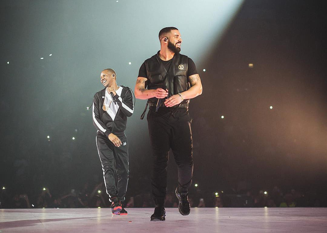 Drake's Love For The UK Is Certy