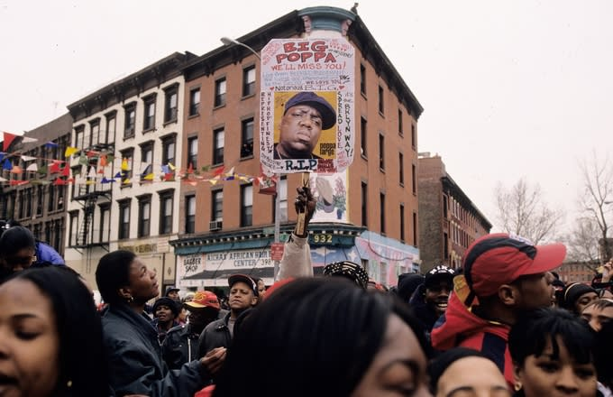 Notorious B.I.G. Brooklyn Street Renaming Will Take Place in June