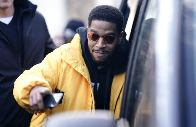 Kid Cudi Watched 'Us' With Fans on Opening Weekend