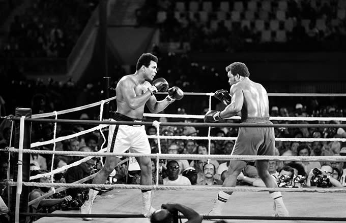 Muhammad Ali Stage Musical Based on 'When We Were Kings' Documentary in Development