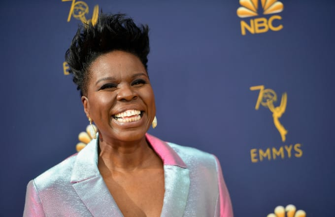 Leslie Jones Bashes Recent Anti-Abortion Laws on 'SNL' Finale