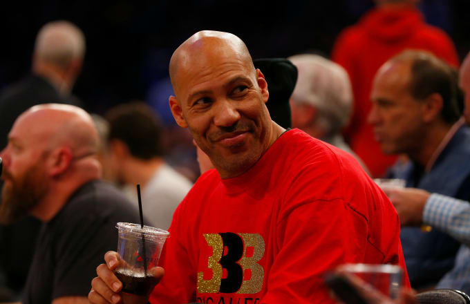 LaVar Ball Says Sons Will Make Their First Billion While Still Playing Basketball