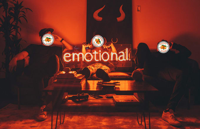 "Exclusive: Emotional Oranges Share ""Unless You're Drowning"" Lyric Video and Talk Debut EP"