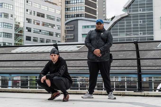 """Premiere: Sheffield's Palizè And Kdot Send Out An Ode To 2009 Era Bassline With """"As Per"""""""