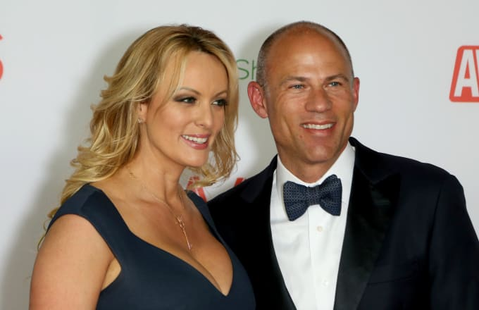 Michael Avenatti Charged With Ripping Off Stormy Daniels