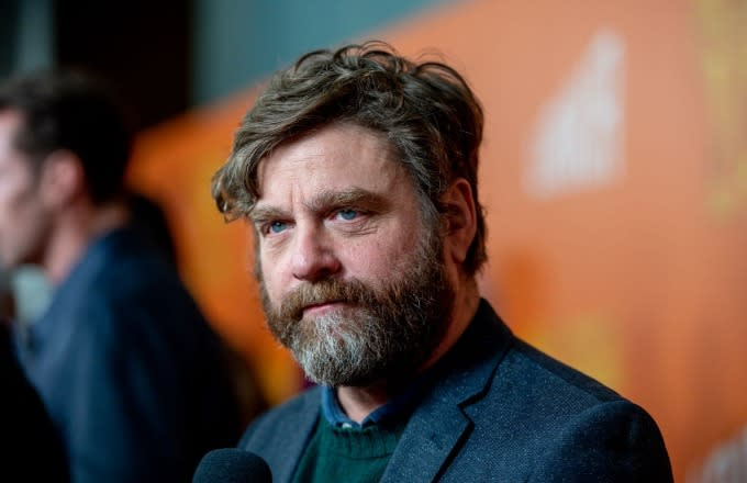Zach Galifianakis' 'Between Two Ferns: The Movie' Is Coming to Netflix This September