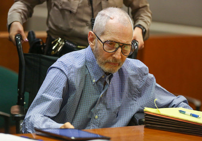 Robert Durst Alleging 'The Jinx' Filmmakers Manipulated His Confession