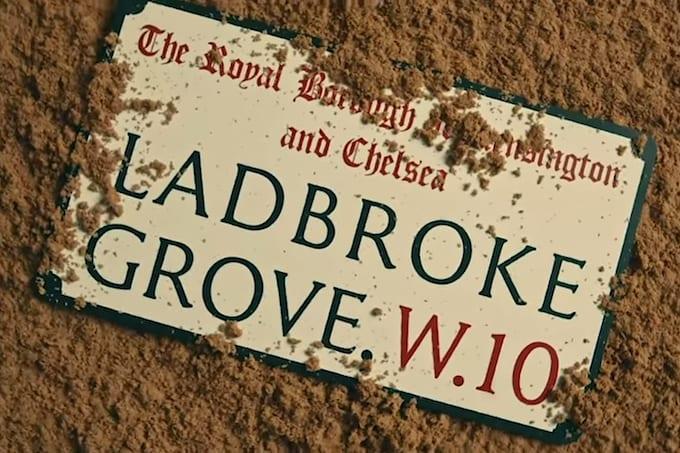 """AJ Tracey Reps West London Overseas In """"Ladbroke Grove"""" Visuals"""