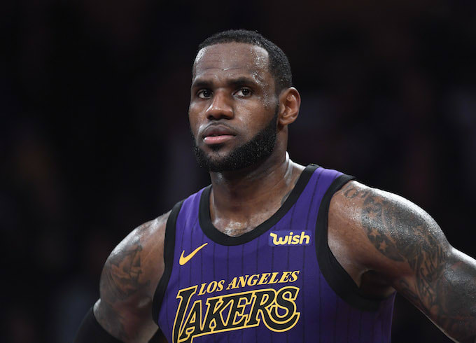 LeBron James Officially Eliminated From Playoff Contention