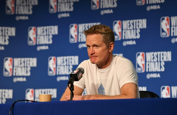 Kevin Durant Has Reportedly Had It With Steve Kerr's 'Prodding'
