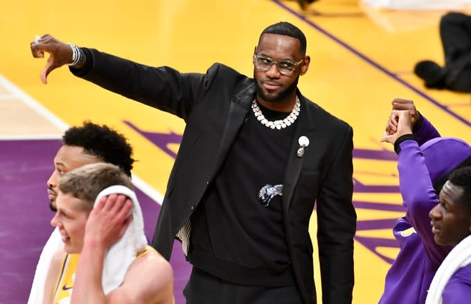 Adam Silver Says LeBron James Leaving East Affected Playoffs TV Ratings