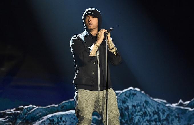 Eminem Celebrates 11 Years of Sobriety