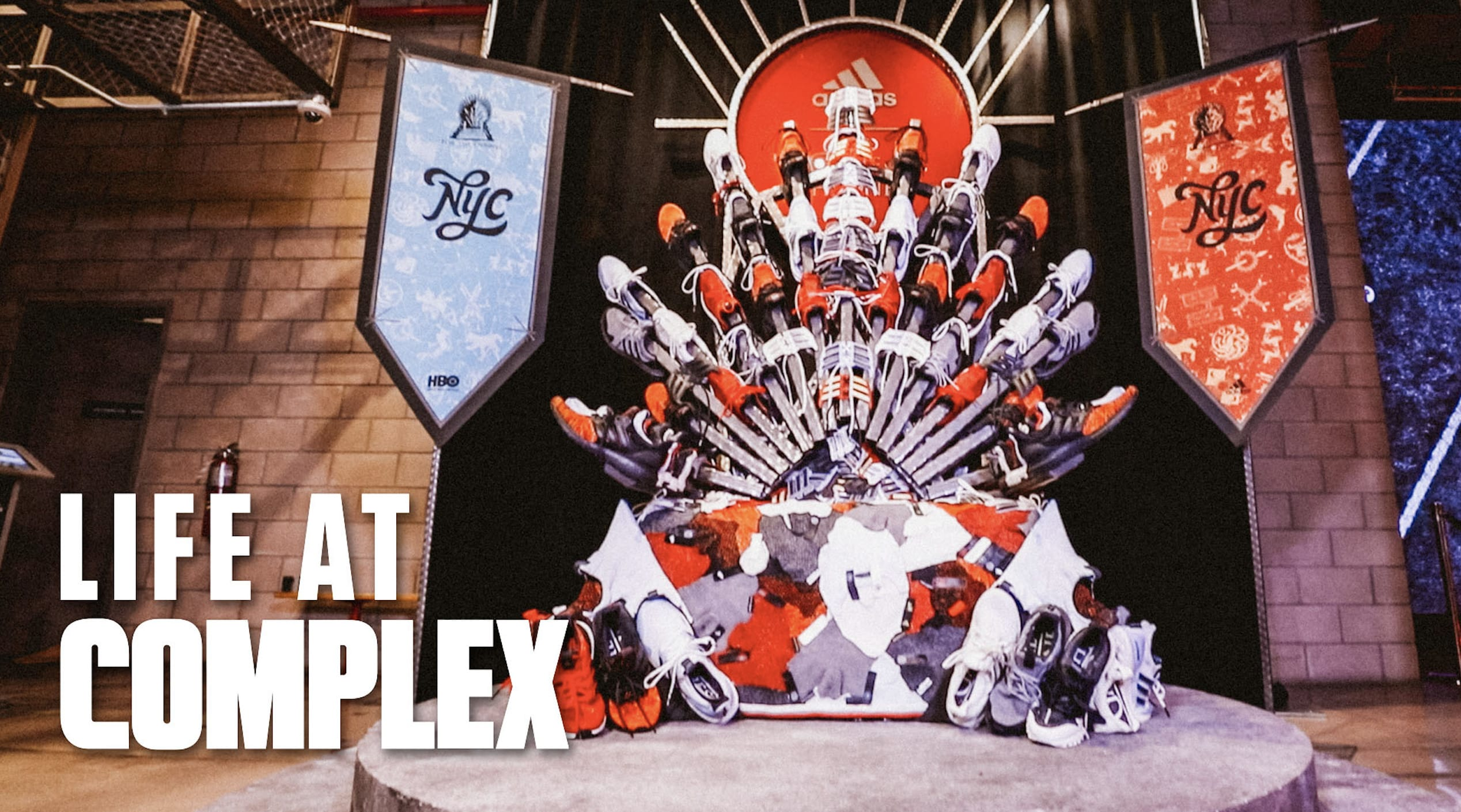 The Game Of Thrones, Throne! | Life At Complex
