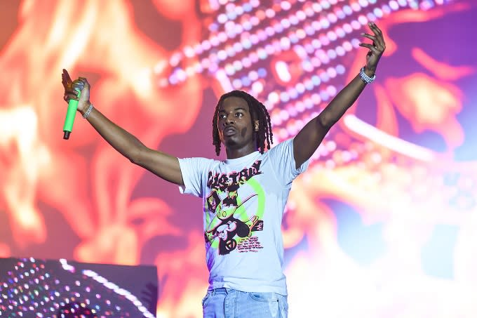 Playboi Carti Is Topping Spotify's US Viral 50 Chart With an Unreleased Song