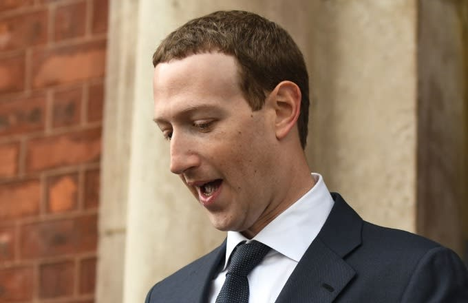 Mark Zuckerberg Trashed for Failed Joke About Facebook's Privacy Problem
