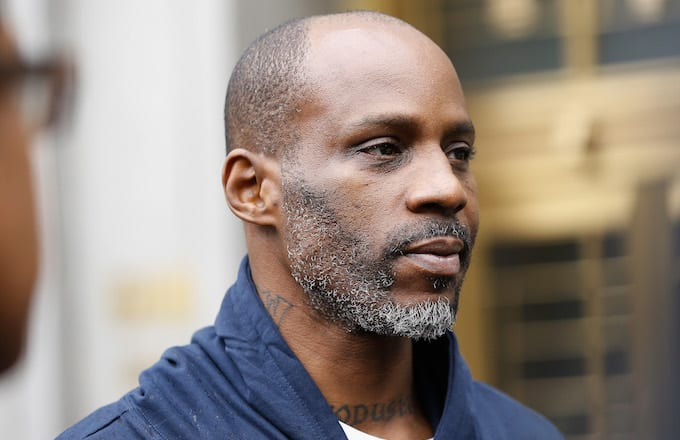 DMX Will Star in Upcoming Film 'Chronicle of a Serial Killer'