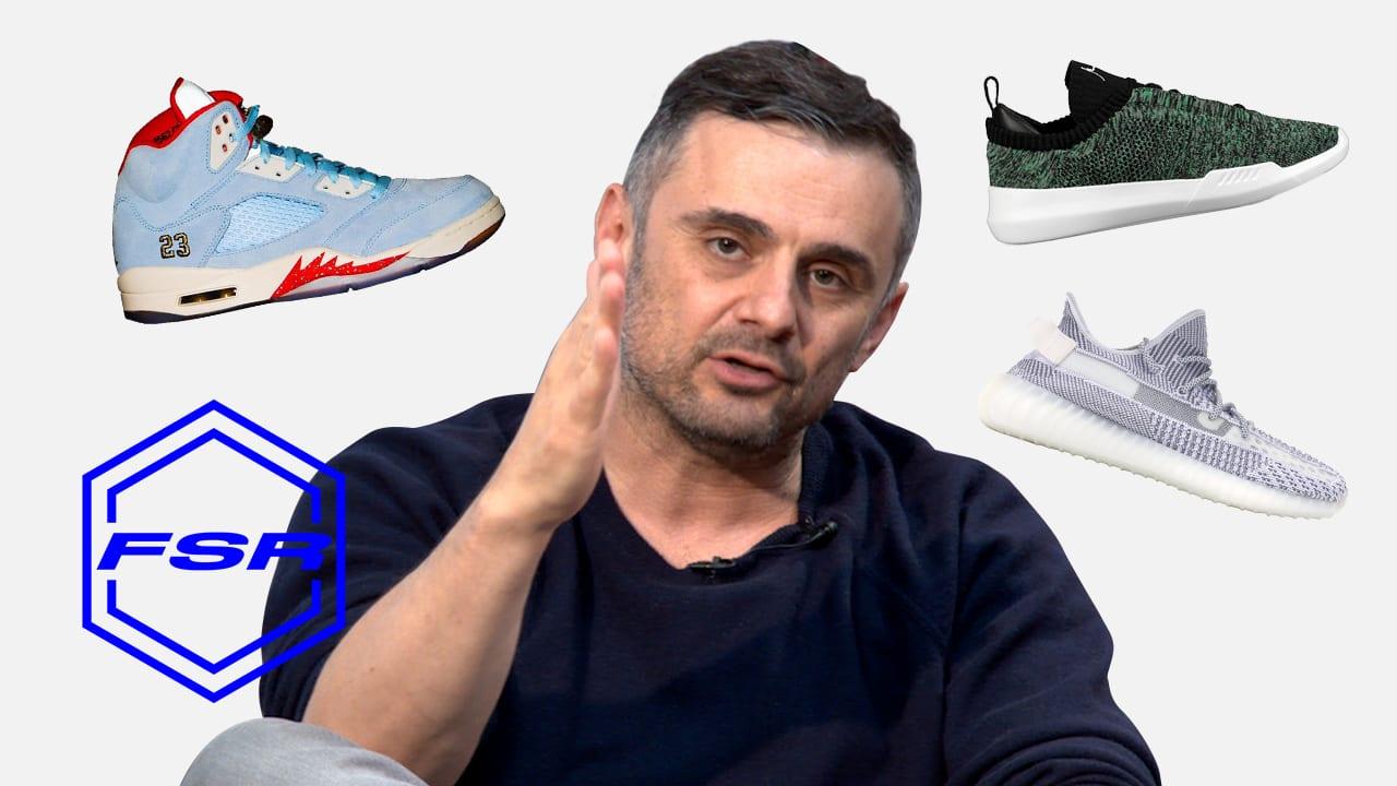 Gary Vaynerchuk Gives Sneaker Resellers a Motivational Speech | Full Size Run