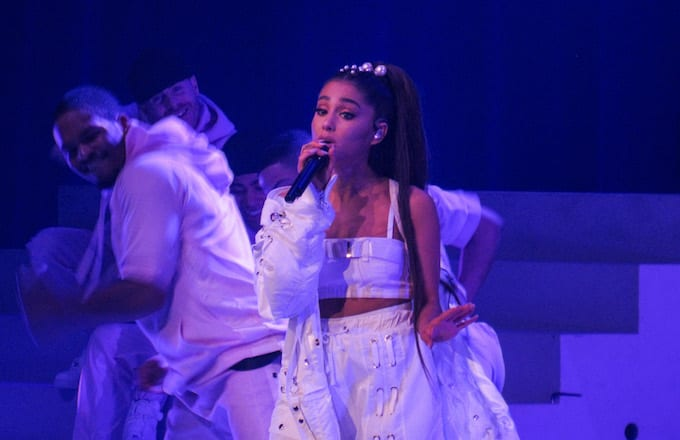 Ariana Grande's NASA Merch is Now Available Online