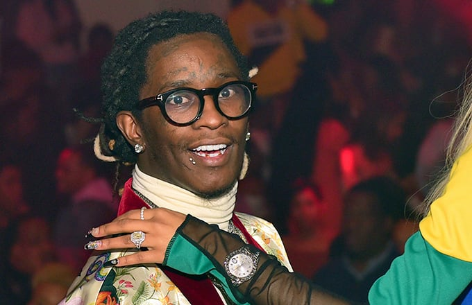 Young Thug Wants People to Stop Saying 'Clout Chasing,' Says It's 'Some Bullying Sh*t'