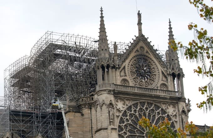 Notre-Dame Cathedral Will Get Reconstruction Funding From Apple, LVMH, Kering, and More