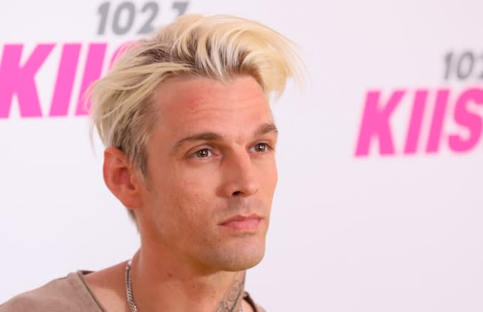 Aaron Carter Alleges Michael Jackson Once Did Something 'A Little Bit Inappropriate'