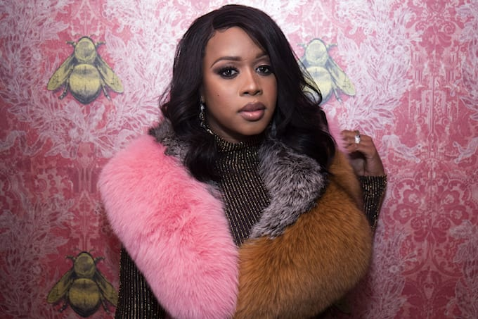 Remy Ma Allegedly Has Home Security Footage Clearing Her of Assault Charge