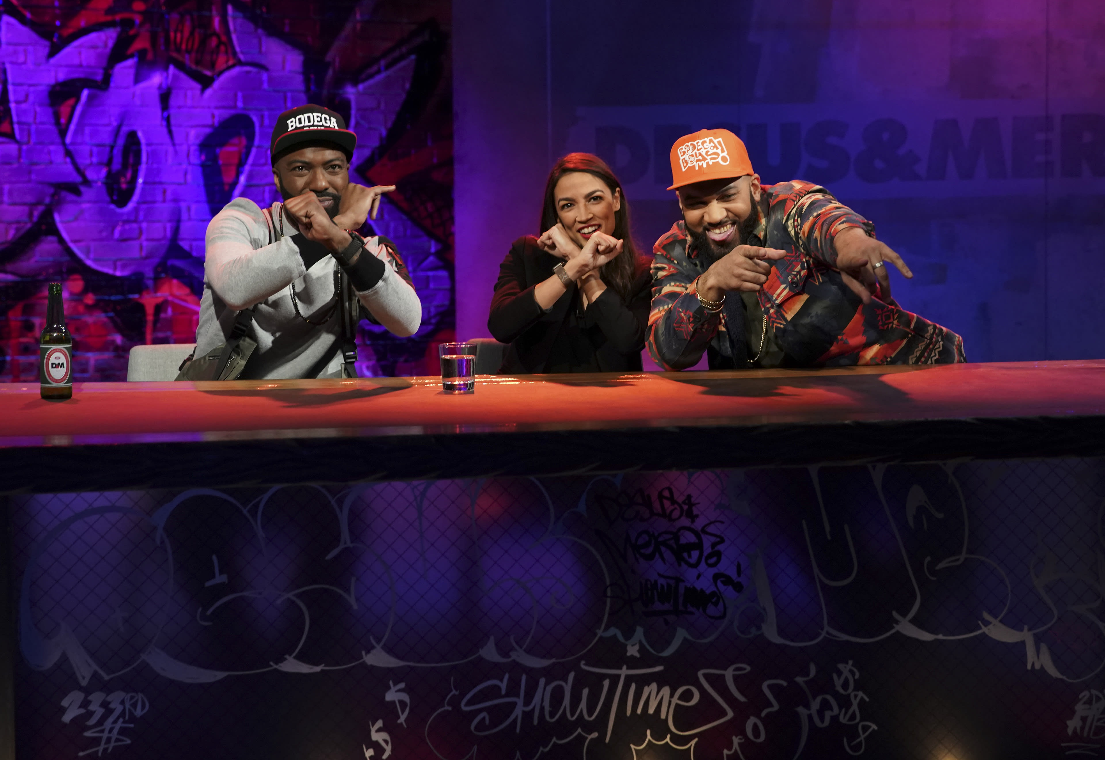 Watch the Showtime Premiere of 'Desus & Mero' for Free