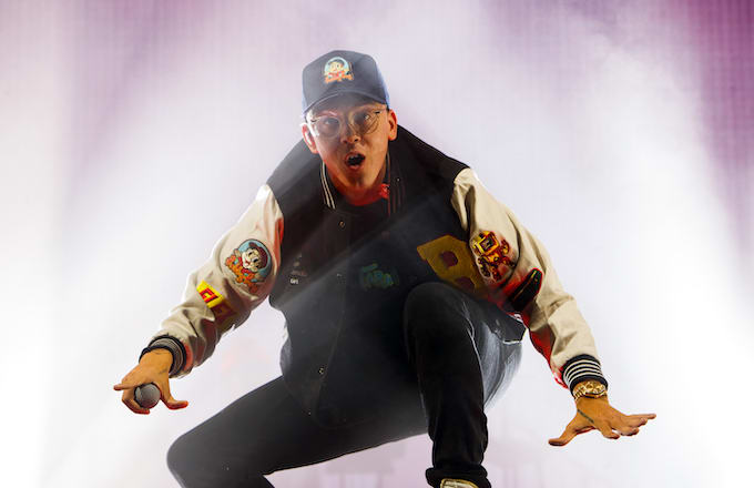 Logic Releases Surprise Project to Accompany the Drop of His Debut Novel 'Supermarket'